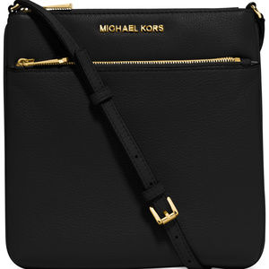 MICHAEL Michael Kors Riley Pebble Leather Crossbod